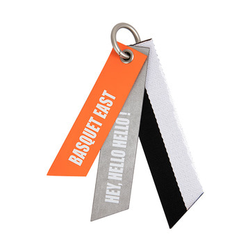MIXED KEYRING_ORANGE