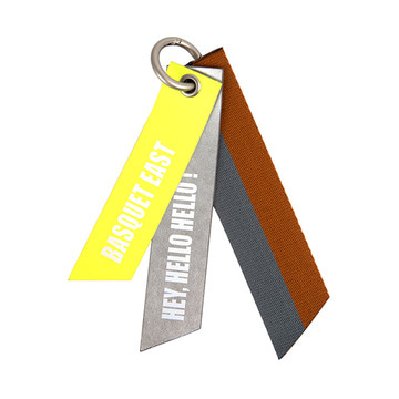 MIXED KEYRING_YELLOW