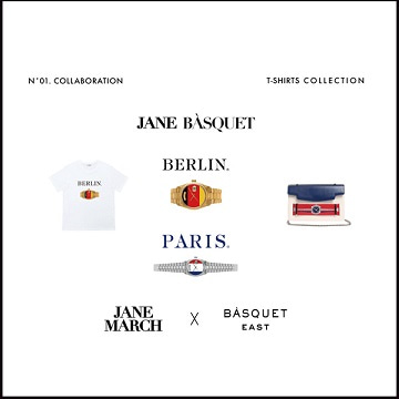 JANE BASQUET COLLECTION